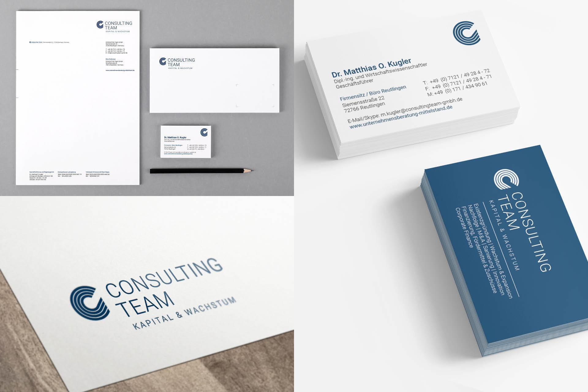 Consulting Team Gmbh X Mind Full Passion Werbeagentur