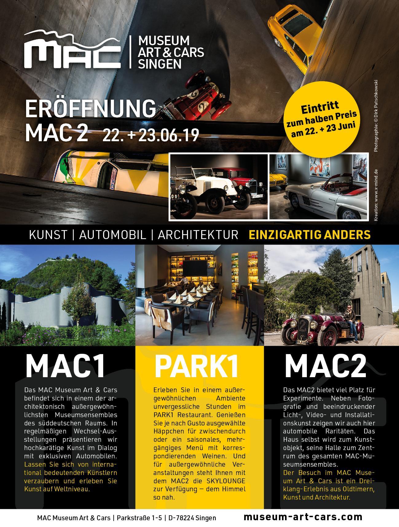 MAC QLT Anzeige 220x290mm